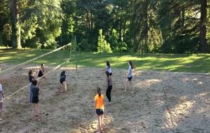 Un été Beach Volley