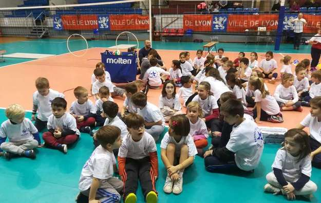 BABY VOLLEY 3 - 6 Ans